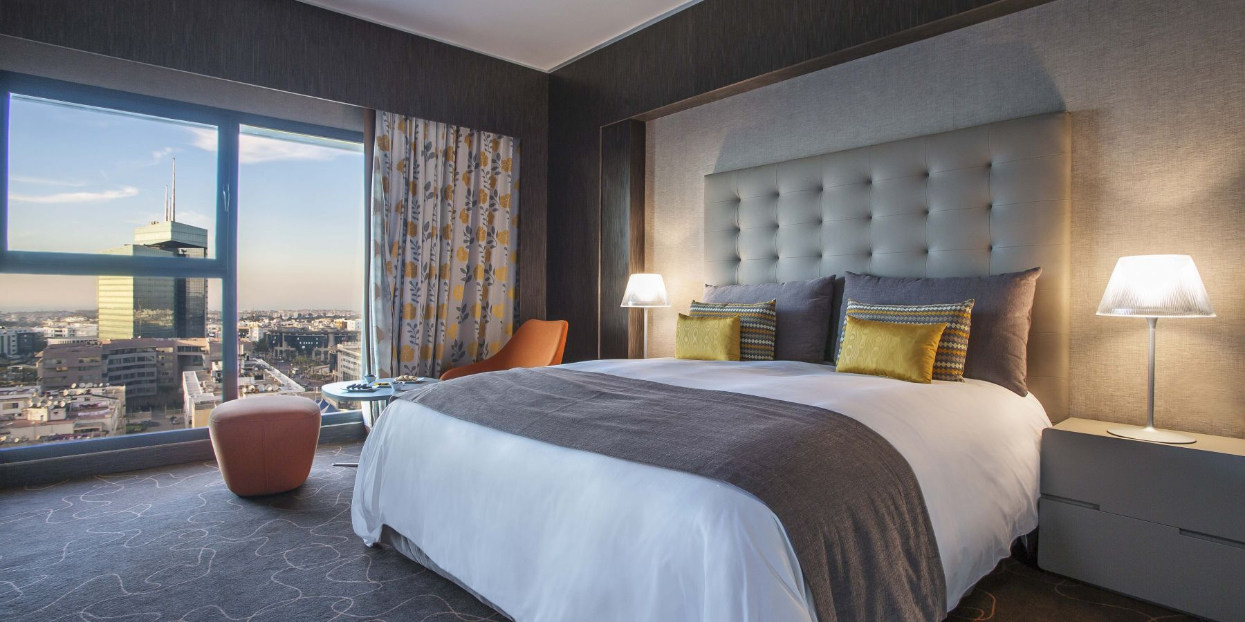 Chambre Legend | The View Rabat - Atlas Hotels