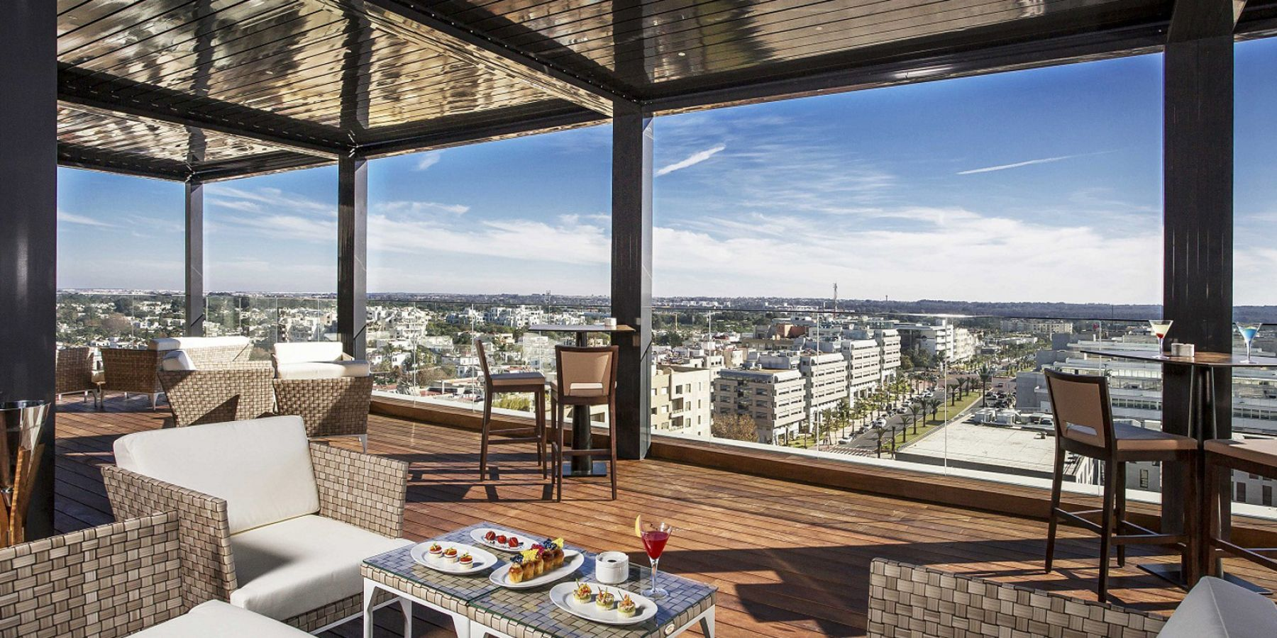 Hoteles en Rabat | The View Rabat - Atlas Hotels