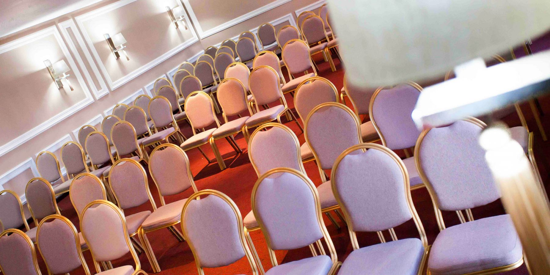 Meetings and Events | The View Rabat - Atlas Hotels